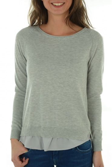 FEMME ONLY: LYNN L/S PULLOVER