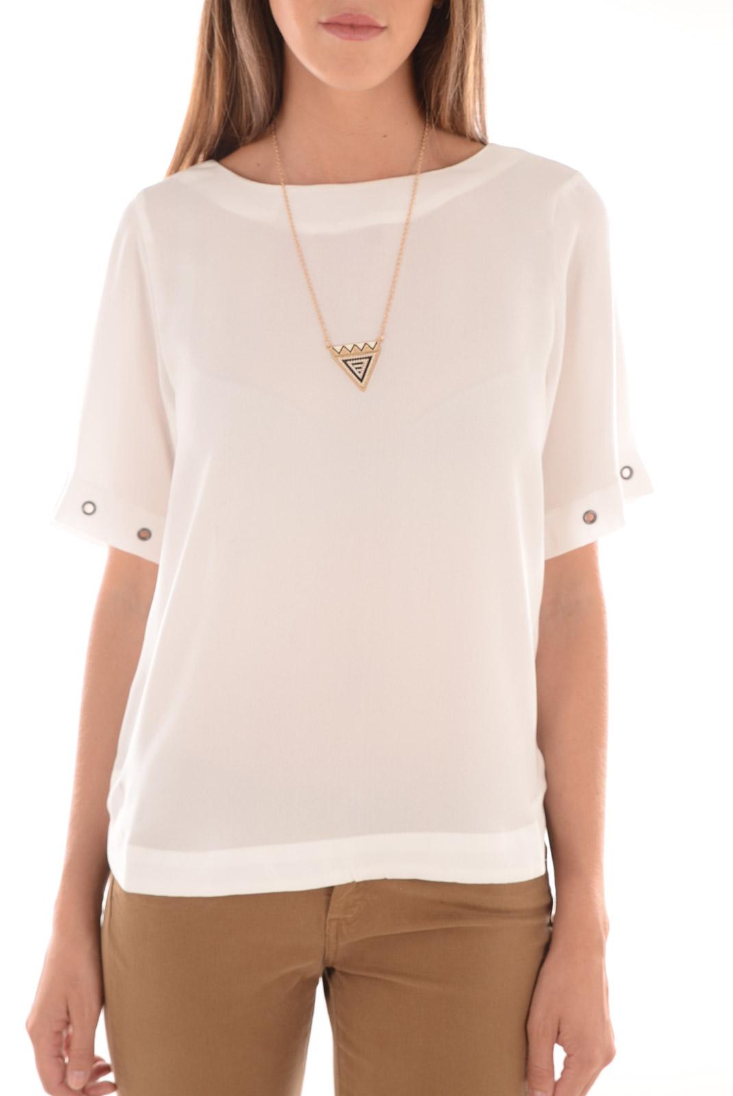 Tops & Tee shirts  Vero moda CARA 24 TOP V SNOW WHITE