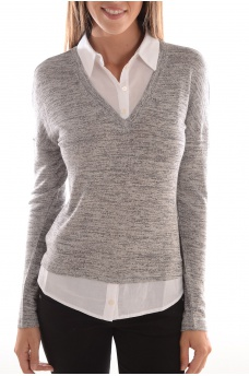 MEREDITH L/S SHIRT - FEMME ONLY