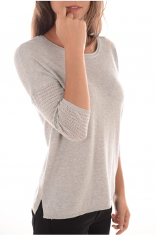 FEMME ONLY: DOMENICA 3/4 PULLOVER