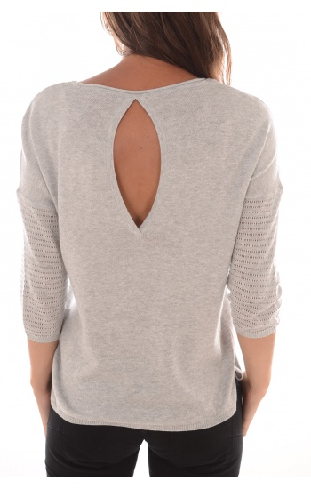 DOMENICA 3/4 PULLOVER - FEMME ONLY