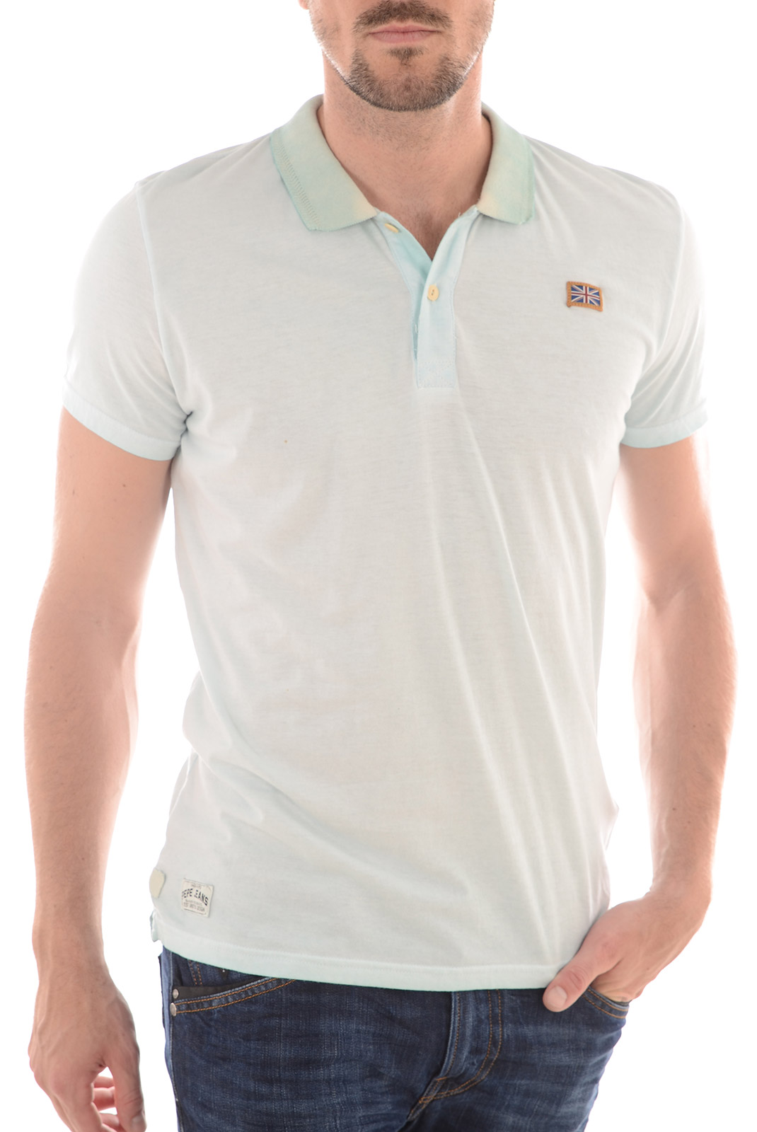 Polos  Pepe jeans PM540544 NICHOLLS 509GLASS