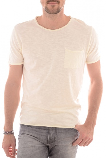 CRUISE SS O-NECK - HOMME JACK AND JONES