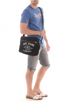 HOMME PEPE JEANS: PM030336 QUERCUS BAG