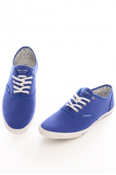 HOMME JACK AND JONES: SPIDER BASIC CANVAS SNEAKER