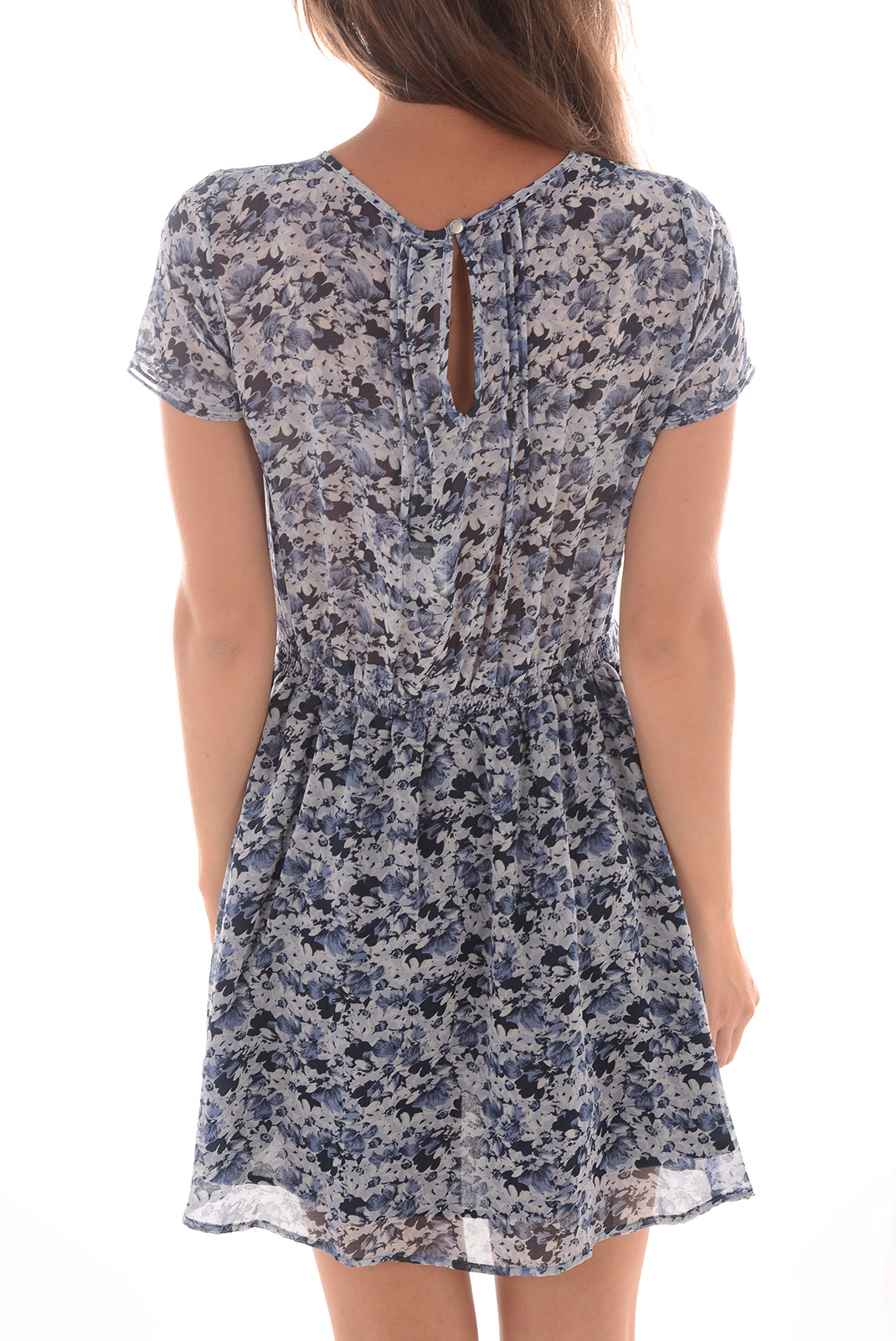 Robes  Pepe jeans PL951338 DUSTIN 594 DULWICH