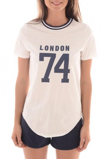 LONDON 64 S/ST-SHIRT - FEMME VERO MODA