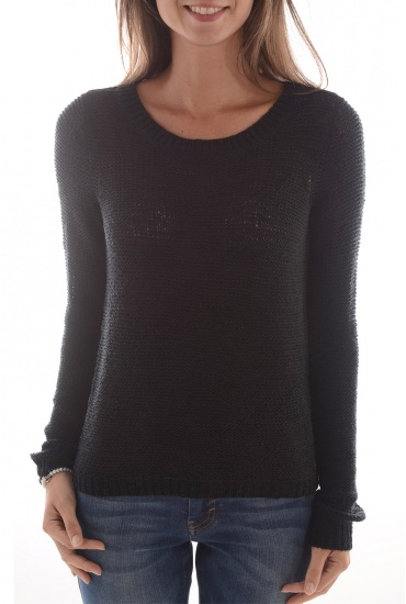 GEENA L/S PULLOVER NOOS - FEMME ONLY