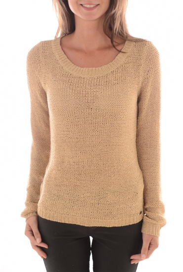 FEMME ONLY: GEENA L/S PULLOVER NOOS