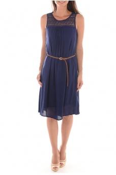 FEMME ONLY: RONJA SHORT DRESS WVN
