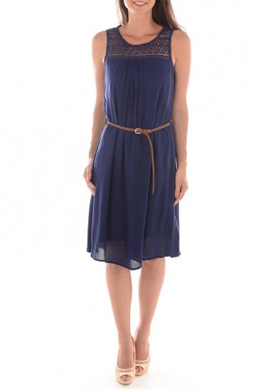 RONJA SHORT DRESS WVN - FEMME ONLY