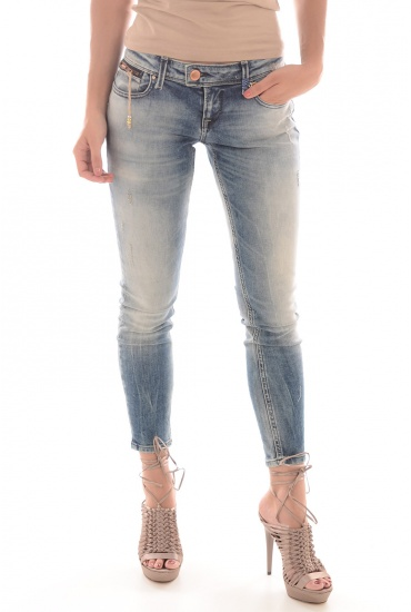 FEMME ONLY: TRACY SKINNY LOW ANKLE