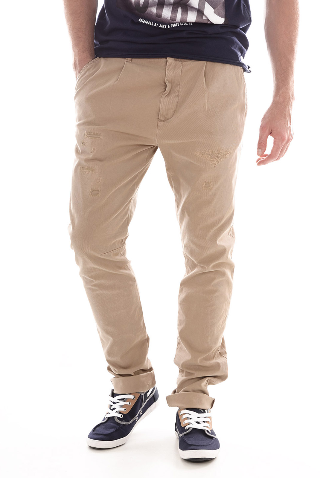 HOMME  Guess jeans M52B16W63C1 A061 CAMEL