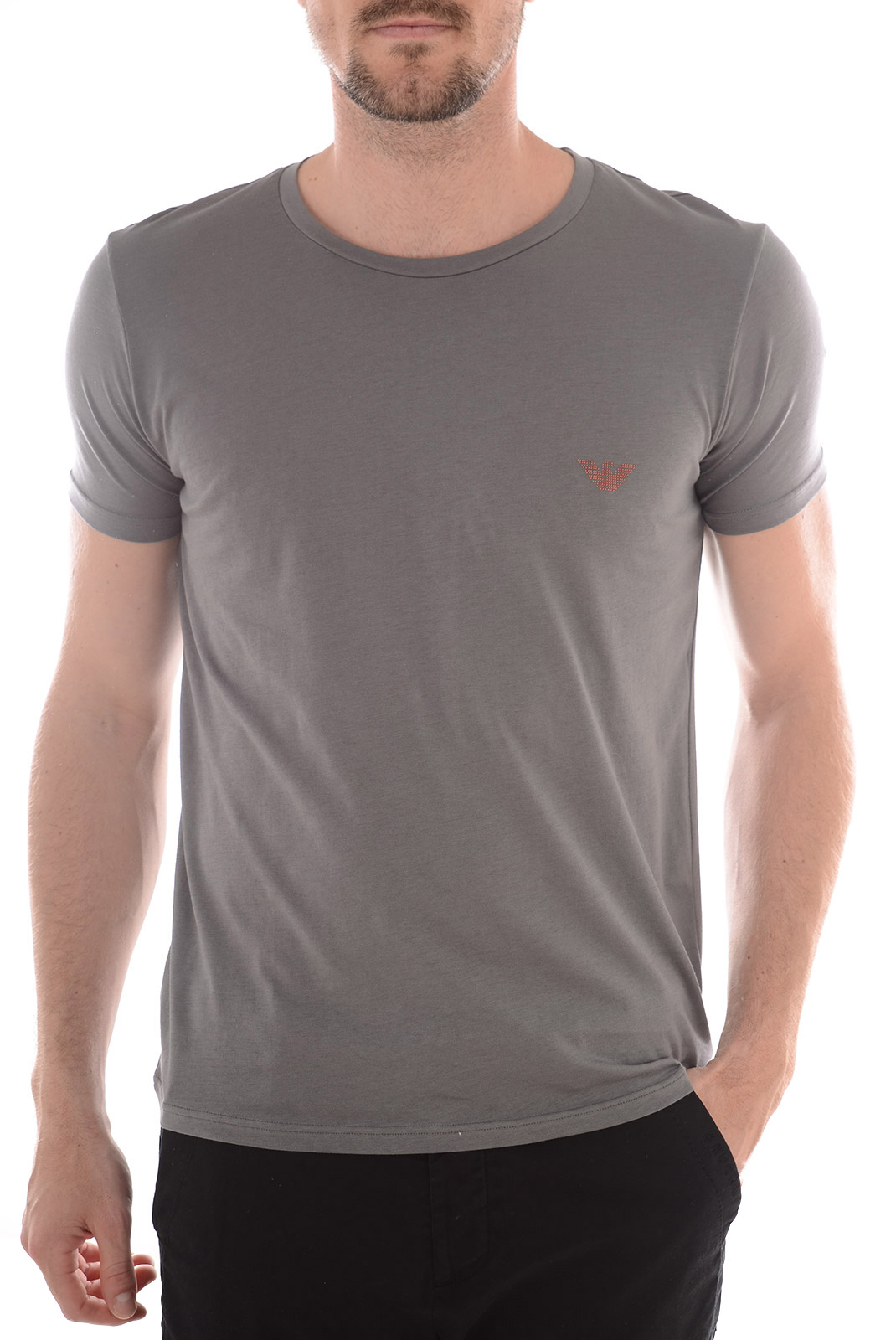 Tee-shirts  Emporio armani 211123 5P451 13343 GREIGE