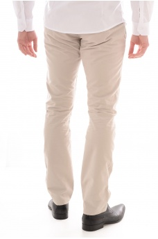 SELECTED: THREE PARIS CHINO PANTS
