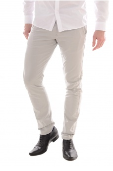 LUCA CHINO PANTS H - HOMME SELECTED