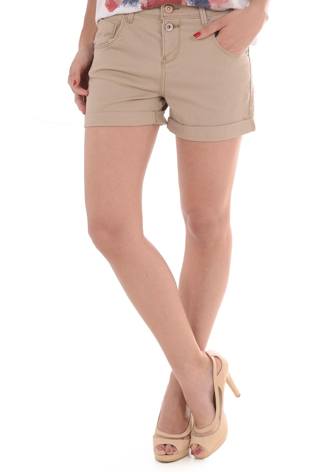 Shorts & Bermudas  Only LISE ANTIFIT PNT NOOS SILVER MINK