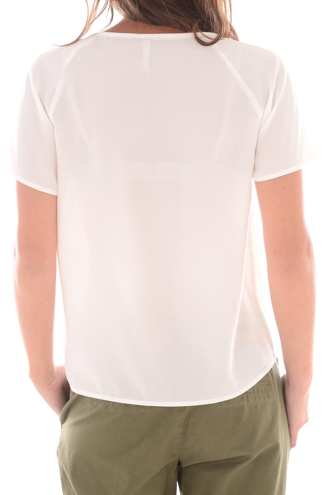 Tee shirt  Pepe jeans PL301242 SESSA RT 934 SILVER