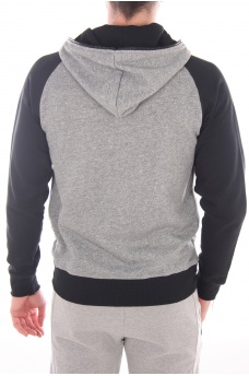 JACK AND JONES: DINO SWEAT ZIP HOOD