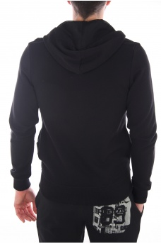 JACK AND JONES: MANHATTAN SWEAT ZIP HOOD