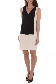 CAROLINE SL SHORT DRESS - FEMME VERO MODA