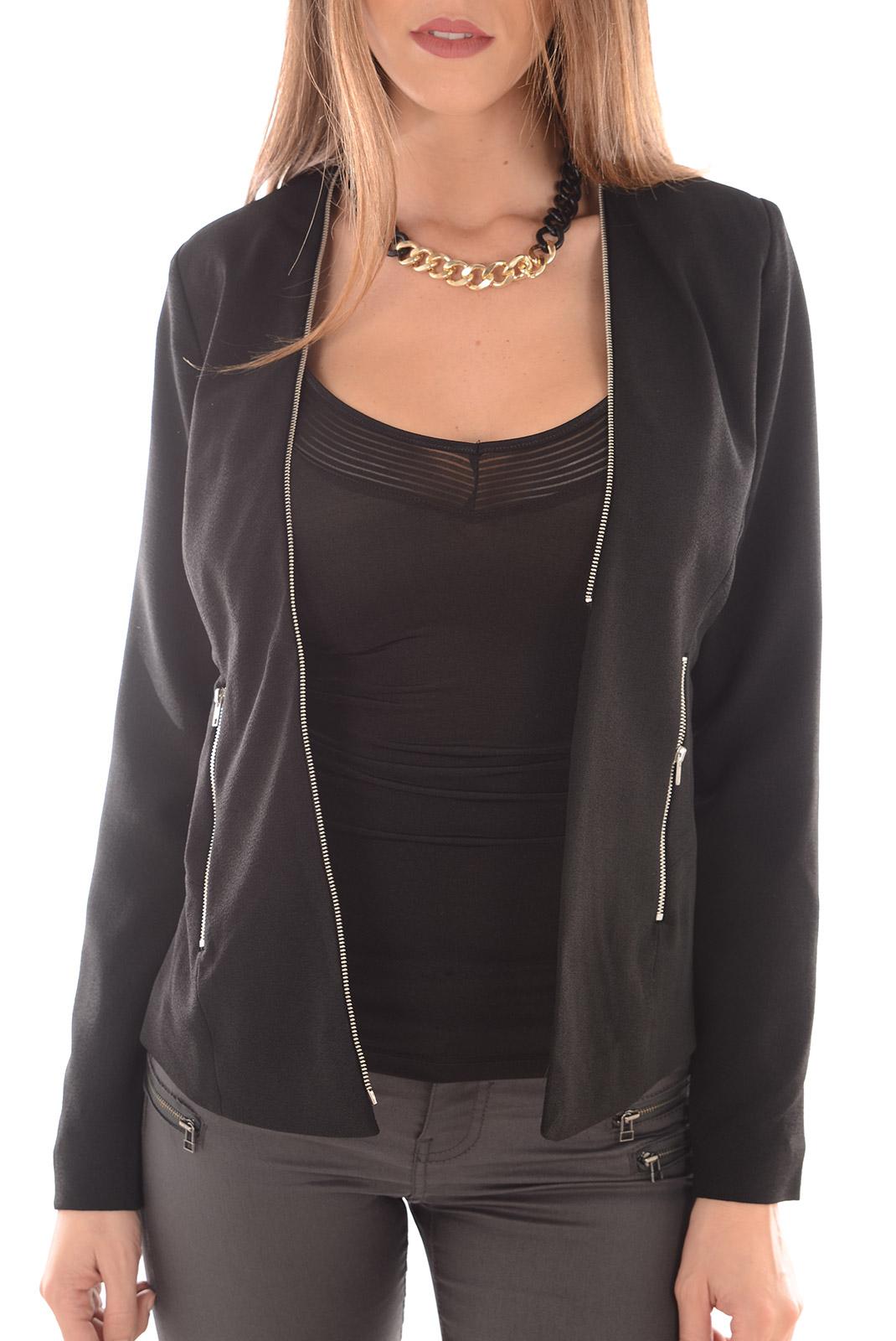 Vestes & blousons  Vero moda MARIANNE LS LOOSE BLAZER BLACK