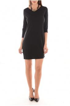 SKY 3/4 SHORT DRESS NOOS - FEMME VERO MODA