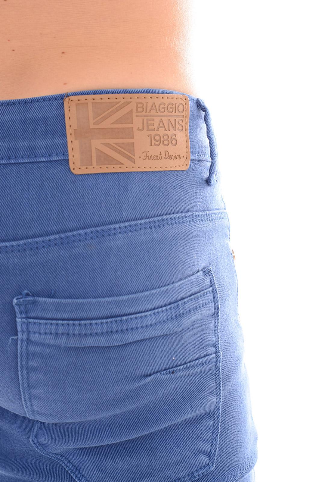 slim / skinny  Biaggio jeans DENTOR INDIGO BLUE