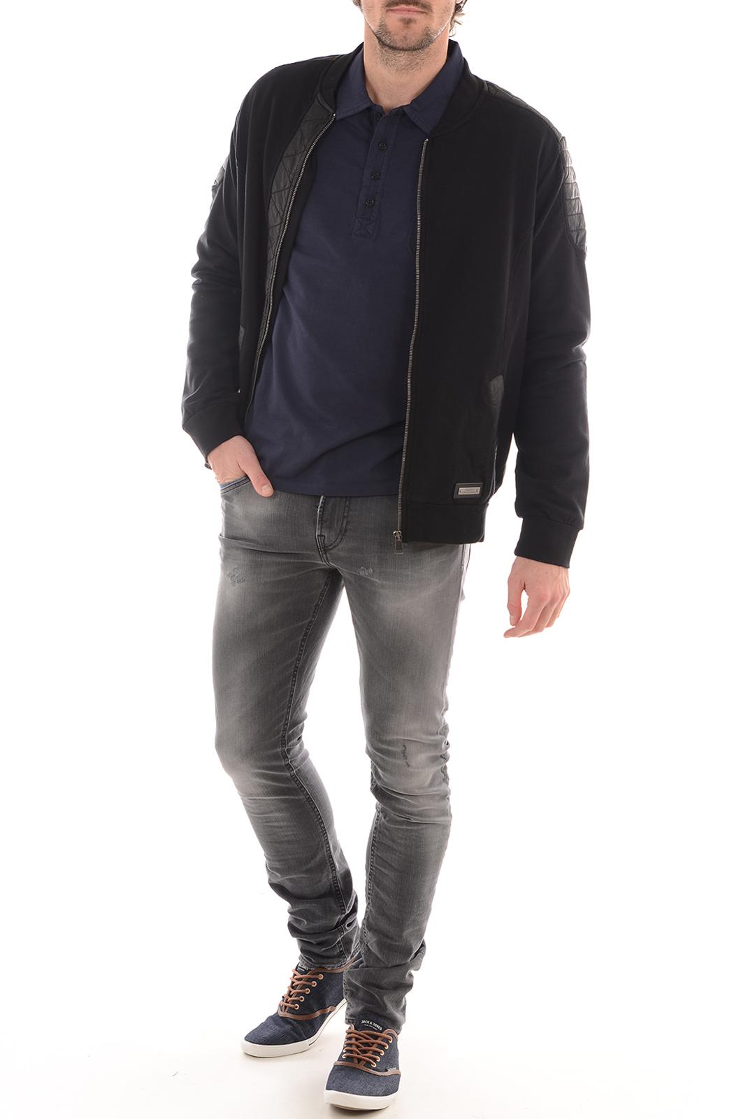 Pulls & Gilets  Guess jeans M53Q18K1420 996 NOIR