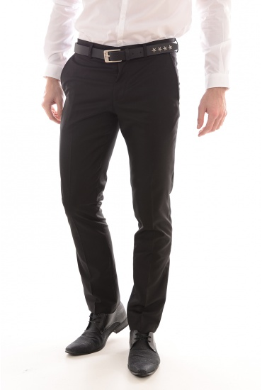 HOMME SELECTED: ONE MYLO SHLOGAN TUX TROUSER