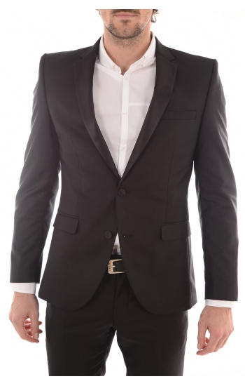 ONE MYLO SHLOGAN TUX BLAZER - HOMME SELECTED