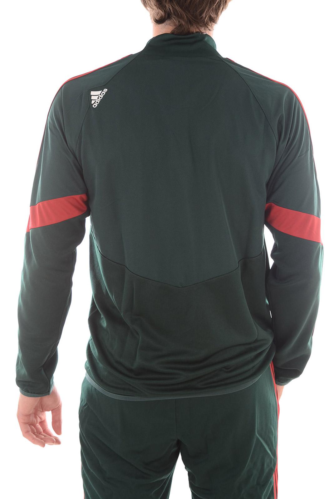 Sweatshirts  Adidas F83896 ACM LIERRE ROUGE
