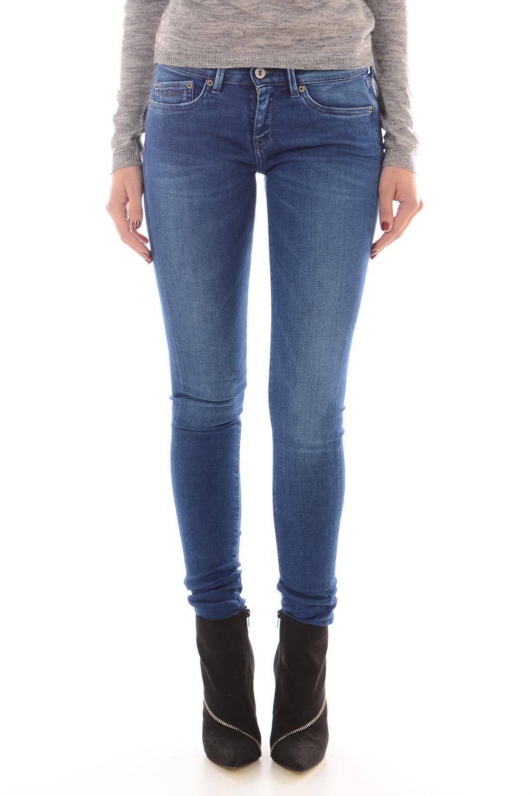 Jeans   Pepe jeans PL200025M46 PIXIE 000 BLEU