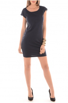 JULIA SL SHORT DRESS GA IT - FEMME VERO MODA