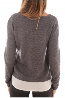 FEMME ONLY: VIOLALOU L/S PULLOVER KNT