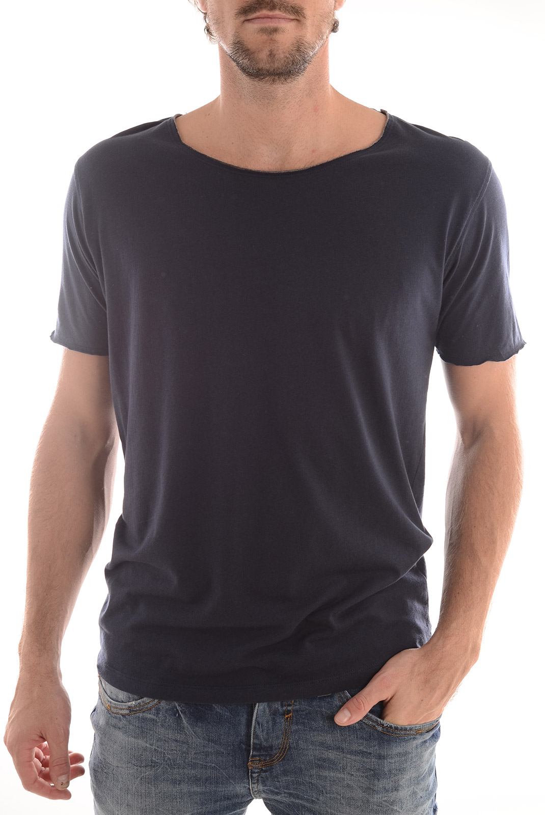 Tee-shirts  Selected TEX SS O NECK TOTAL ECLIPSE