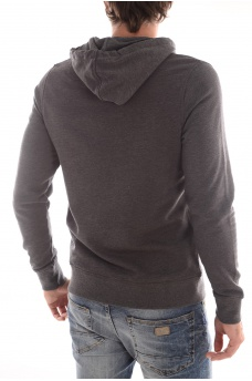 JACK AND JONES: DAVY SWEAT HOOD CREW NECK