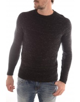 DURWIN KNIT CREW NECK CAMP