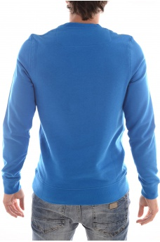 DAVY SWEAT HOOD CREW NECK - HOMME JACK AND JONES