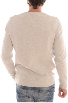 HOMME JACK AND JONES: DAVY SWEAT HOOD CREW NECK