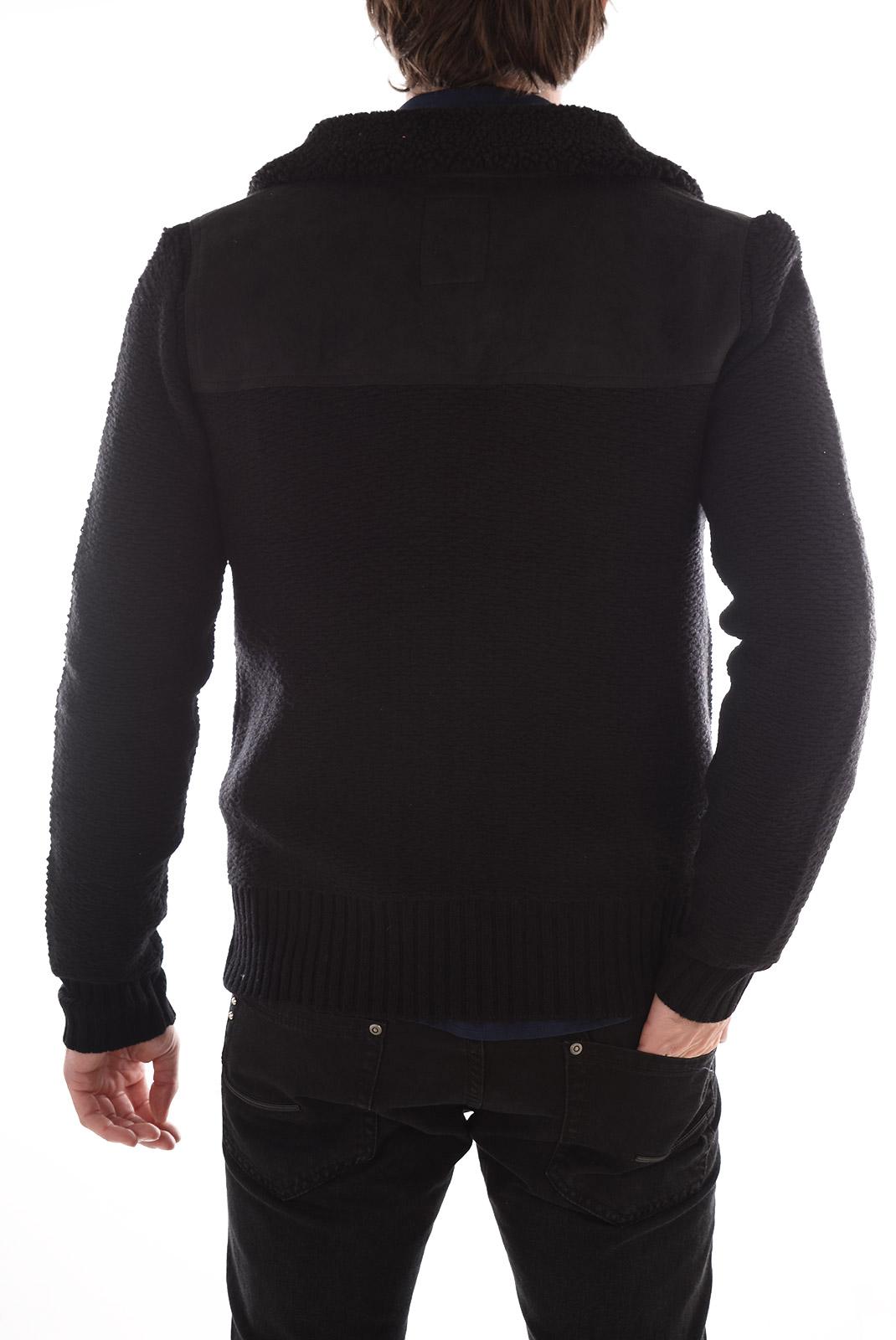 Pulls & Gilets  Guess jeans M53R60Z15C0 996 NOIR