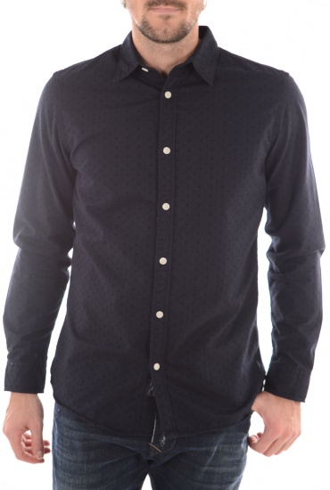 ONE FREDRIK SHIRT IS - HOMME SELECTED