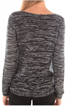 ONLY: GEENA MOULINE L/S PULLOVER