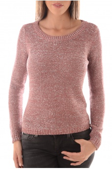 FEMME ONLY: GEENY L/S PULLOVER KNT