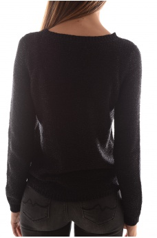 GEENY L/S PULLOVER KNT - FEMME ONLY