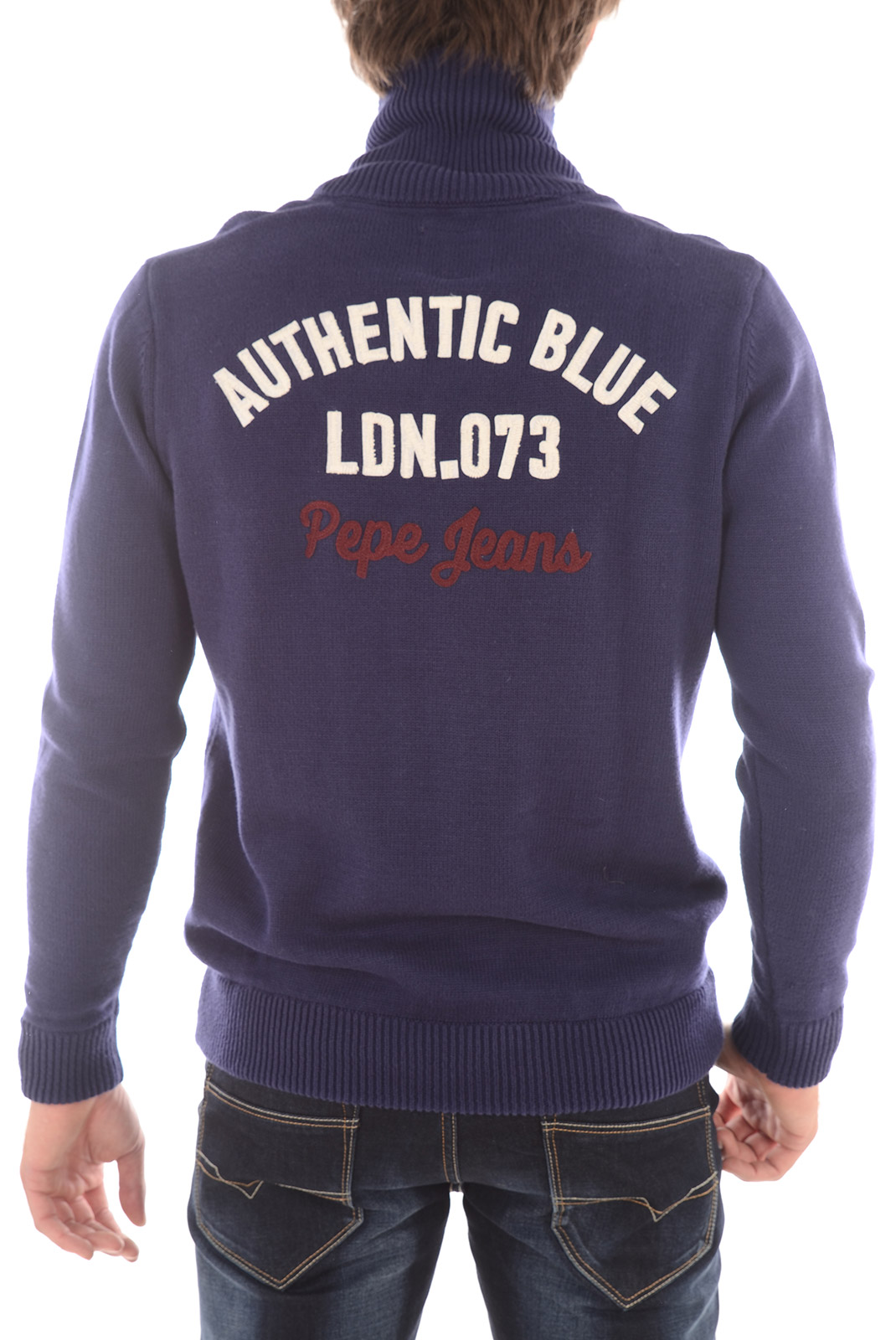 Pulls & Gilets  Pepe jeans PM700956 XENON 572 FORCE