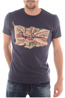 HOMME PEPE JEANS: PM501193 FLAG LOGO