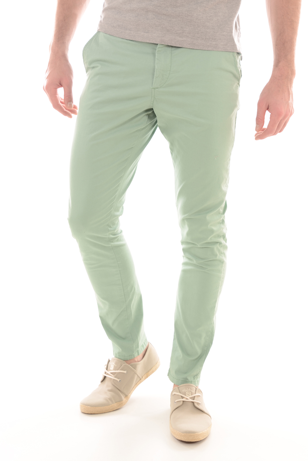 Pantalons  Jack & Jones MARCO EARL AKM 165 GRANITE GREEN