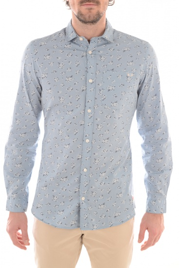 HOMME JACK AND JONES: JANUS SHIRT ONE POCKET LS
