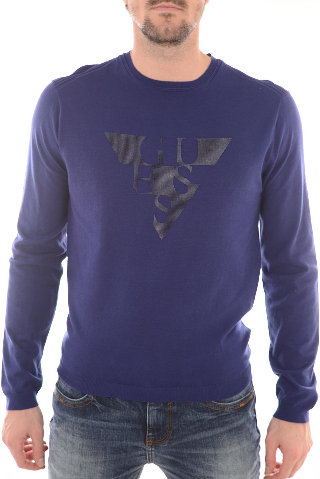 Pulls & Gilets  Guess jeans M61R01Z05R0 A741 BLEU